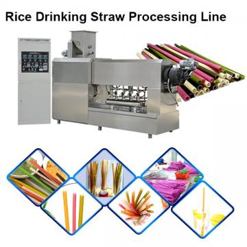 Biodegradable Drinking PLA Straw Making Machine