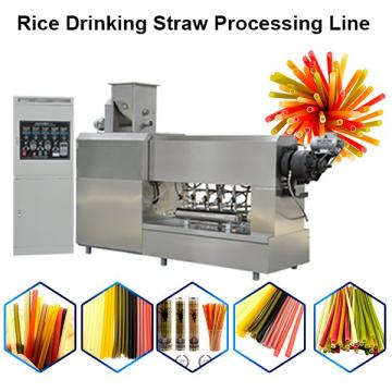 Automatic Biodegradable High Speed Paper Drinking Straw Making Machine