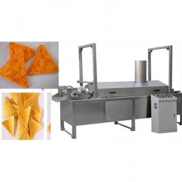 Fried Snacks Extruded Doritos Tortilla Corn Chips Snack Food Making Machine