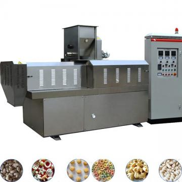 Corn Flakes Processing Line Automatic Breakfast Cereals Snacks Food Making Machines