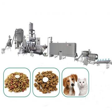 Dry Animal Pet Dog Food Pellet Making Processing Extruder Machine