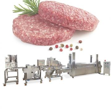 Factory Supplier Humburger Meat Patty Making Machine