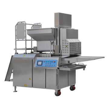 Restaurant Stuffed Hamburger Patty Press Meat Forming Machine