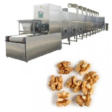 Continuous Conveyor Mesh Belt Fruit Vegetable Food Dehydrator