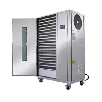 Automatic Tunnel Fresh Vegetable Fruits Seafood Food Dehydrator Drying Machine