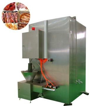 Good Quality Meat Smoking Machine / Fish Smoking and Drying Machine