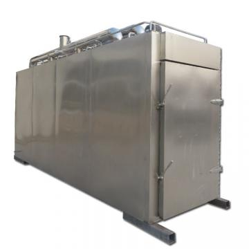 50kg/100kg/200kg Smoking Machine / Meat Smoker / Automatic Meat Fish Sausage Smokehouse
