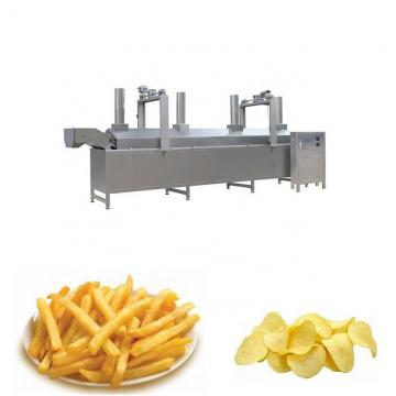 Potato Chips Deep Fryer Food Processor Peanut Frying Machine