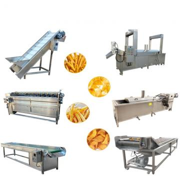 Small Scale Potato Chips Crisps Machine French Fries Cutting Machine