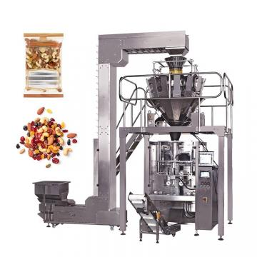 Flg-500A Hualian Coffee Powder Filling Sealing Weighing Bagging Packing Machine