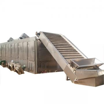 DW sludge belt dryer/drying machine continous conveyor mesh belt dryer