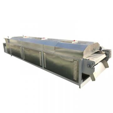 Continuous industrial tunnel drying machine onion/mushroom mesh belt dryer equipment