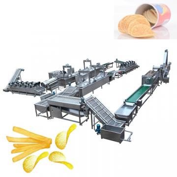 Potato Chips Making Equipment Lowest Price Finger Potato Chips Making Machine Fry Line Equipment