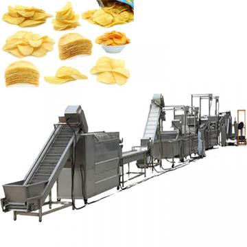 French fry process long matchstick potato chips making equipment