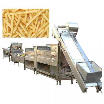 Automatic snack potato chips processing plant potato chips making machine