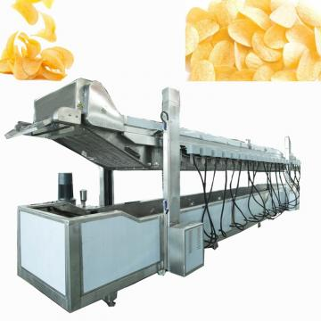 Fried Potato Chips Machine Photo Chips Manufacture