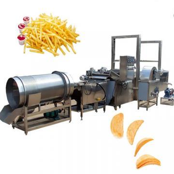 full automatic semi-automatic pringles making machine small potato chips production line potato