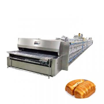 Bread Production Line Bread Hot Sale China Industrial Bread Production Line
