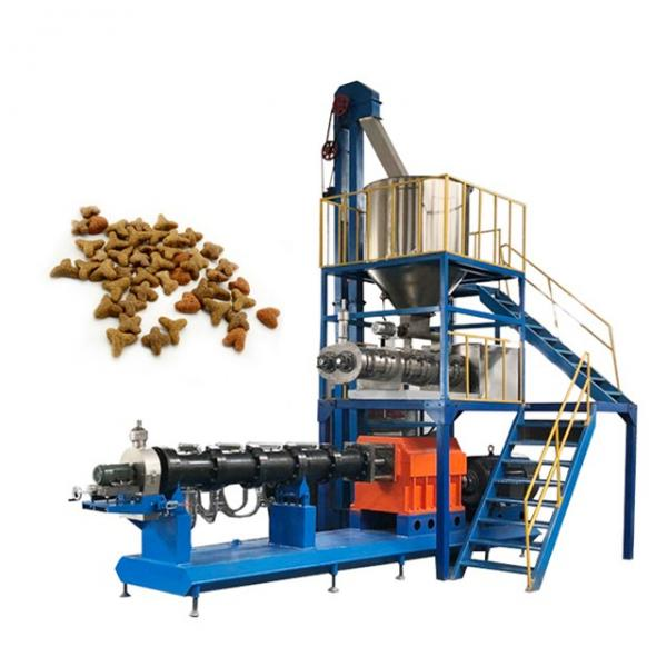 Animal Feed Pellets Fish Food Packing Machine