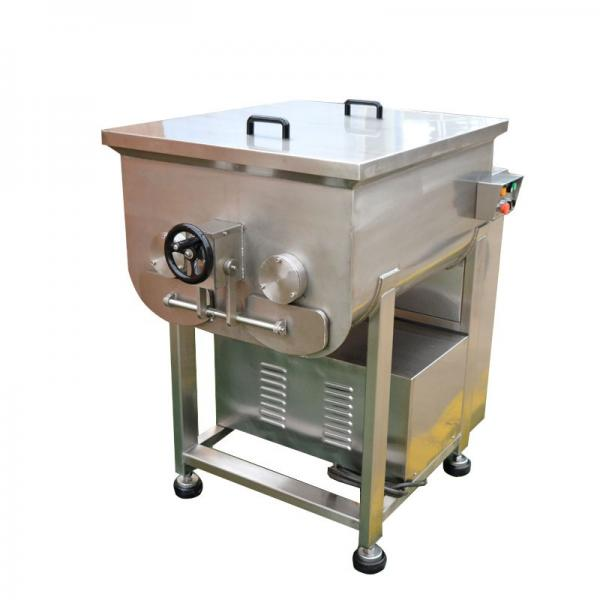 Best Selling Hand Bowl Commercial Sausage Mixer Household Cooks Stainless Steel Meat Grinder with Pulley