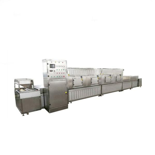 High Efficiency Microwave Vacuum Drying Machine