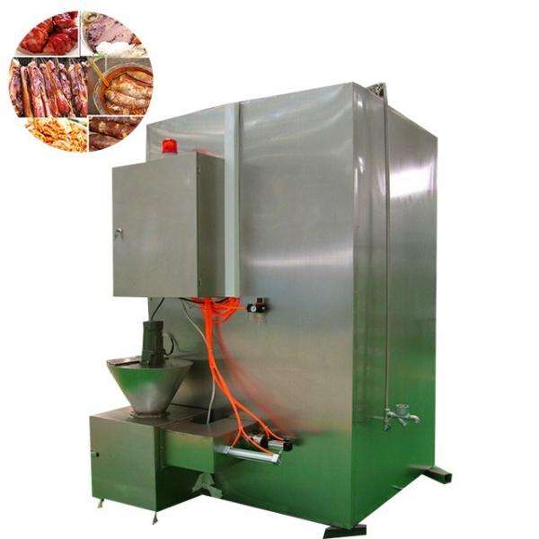 Commercial Large Output Chicken Smoke House Machine