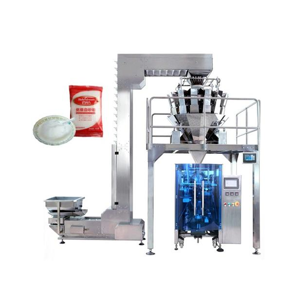 Fully Automatic Snack Nuts Weighing Bagging Packing Machine