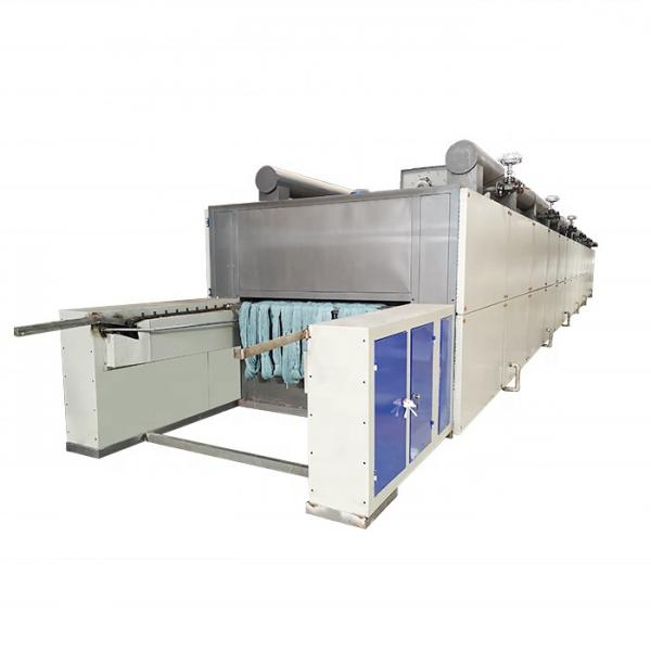 ZLG-1*6 salt fluid bed dryer