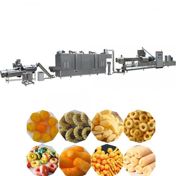 Hot Sale Automatic Snack Machine for Chocolate Chips Making Line